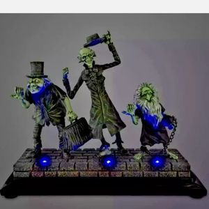 Disney Haunted Mansion 50th Hitchhiking Ghosts LED
